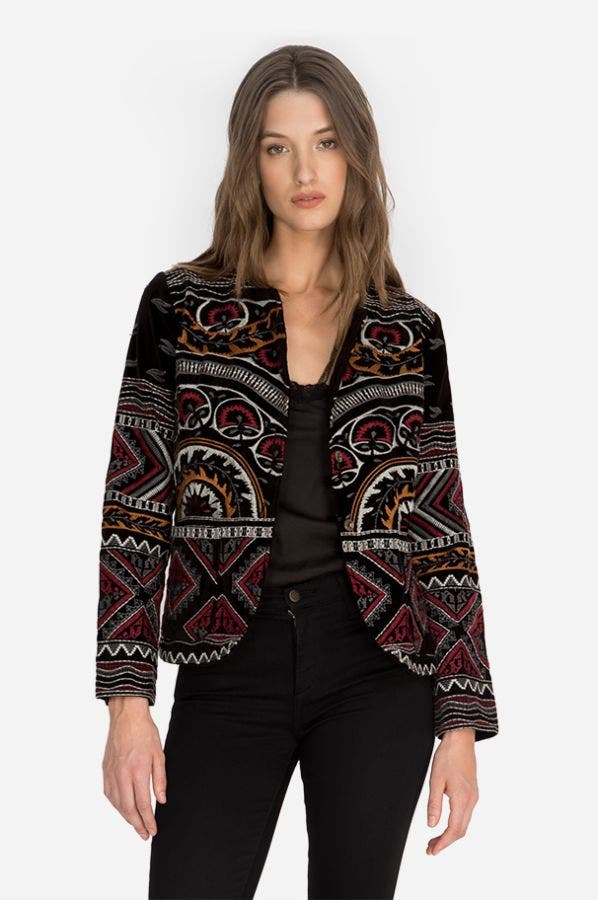 BLAIR STATEMENT JACKET