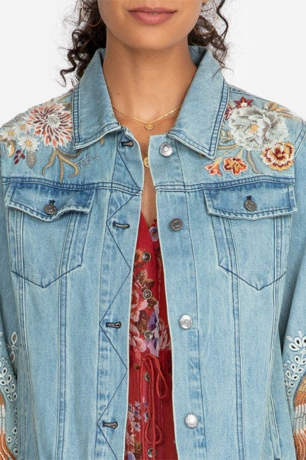 MARLIE DENIM JACKET