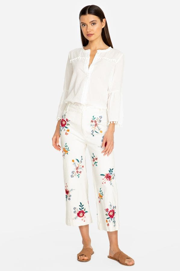 VERONIQUE WIDE LEG PANT