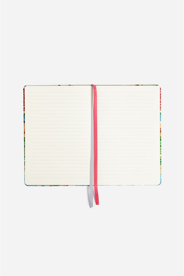 ANDRA SILK COVER JOURNAL