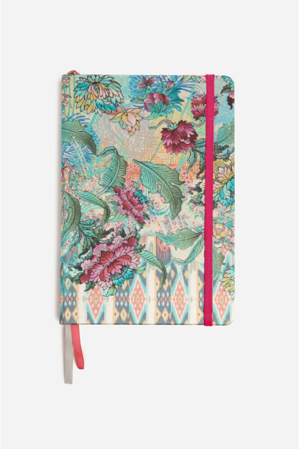 BELIZE SILK COVER JOURNAL