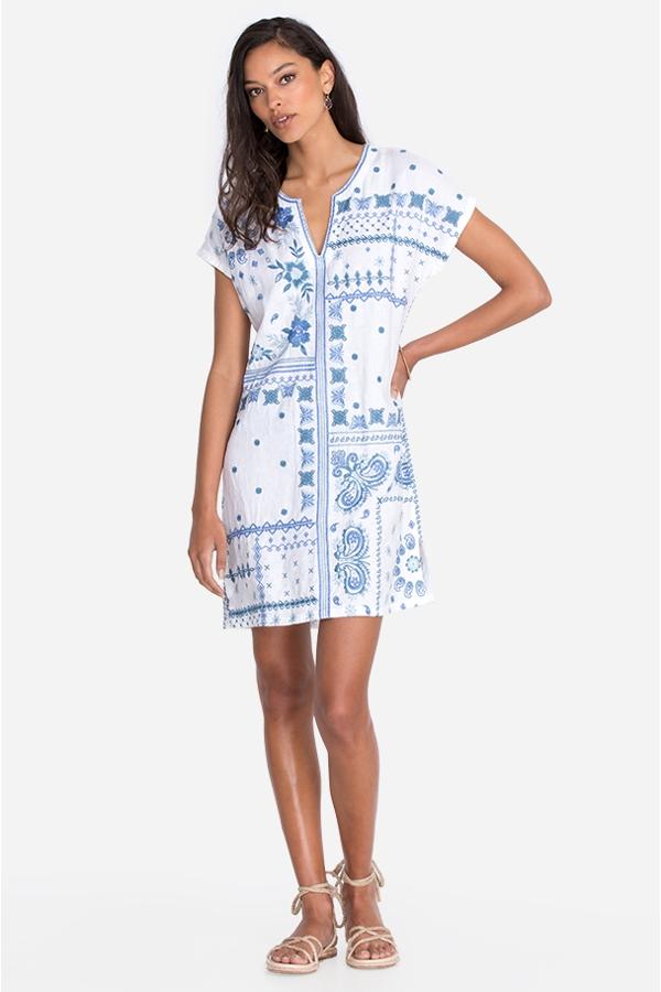 NICO EASY TUNIC DRESS