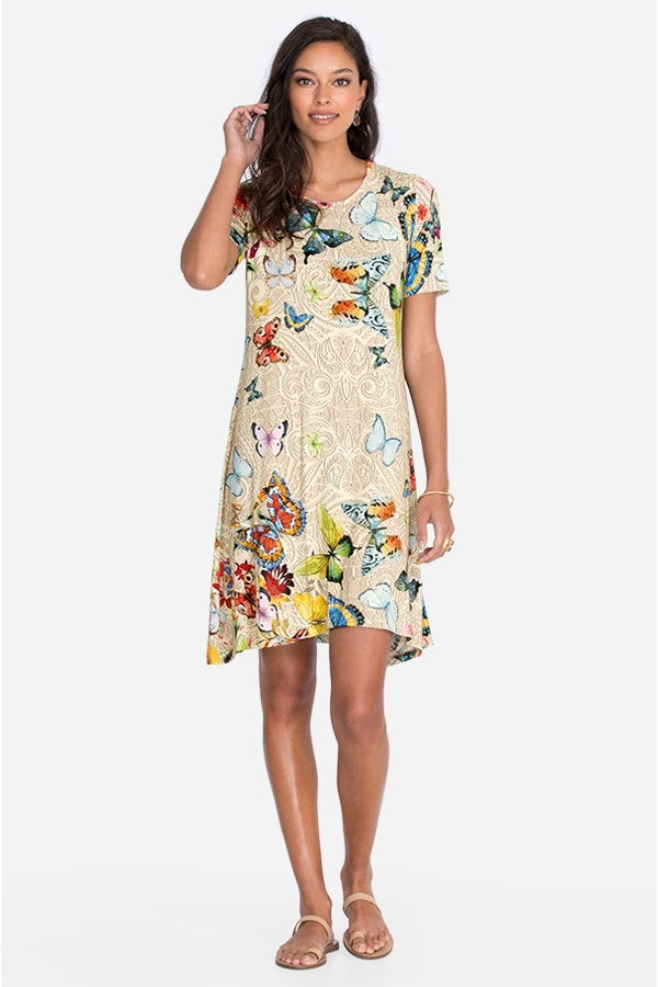 MITCHI SWING DRESS