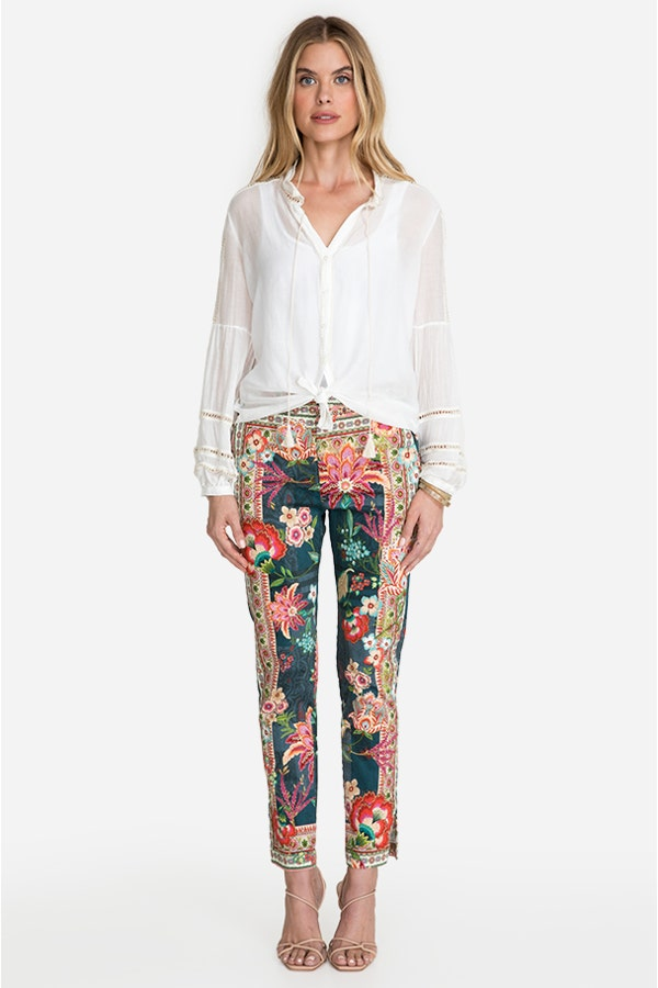 PACO TWILL PANT