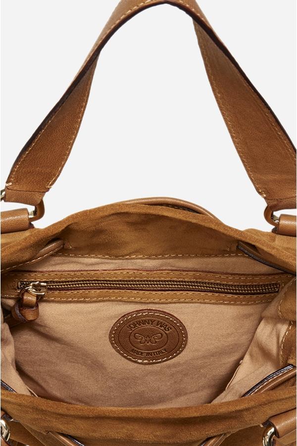 MOLLY FRINGE BAG