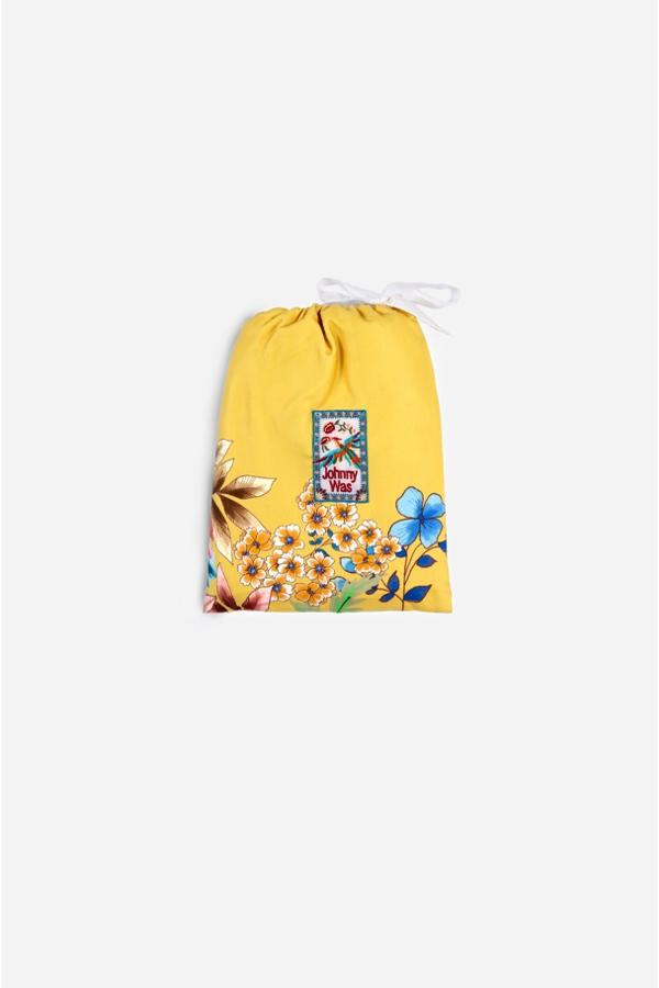 WILDFLOWER BEACH TOWEL