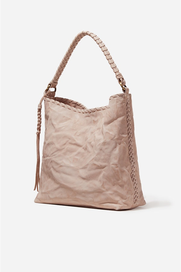 LACED PAOLA TOTE