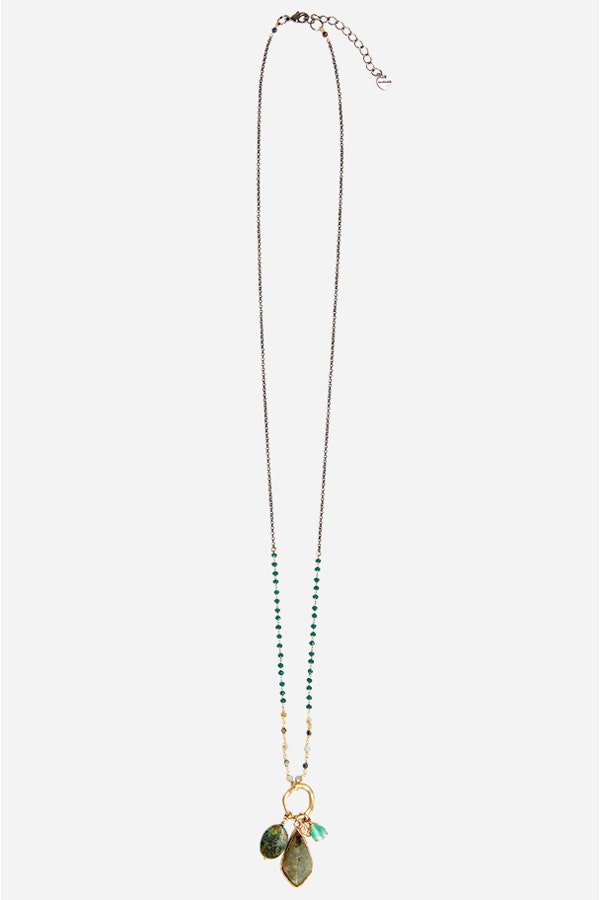 ISABEL CHARM NECKLACE