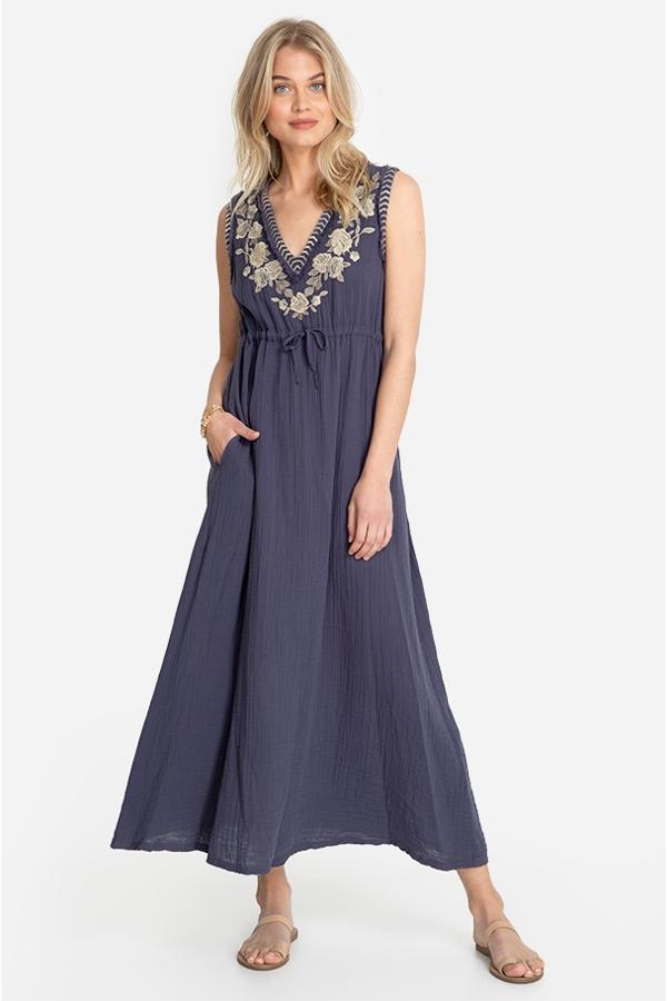 AMAPOLA GAUZE DRESS