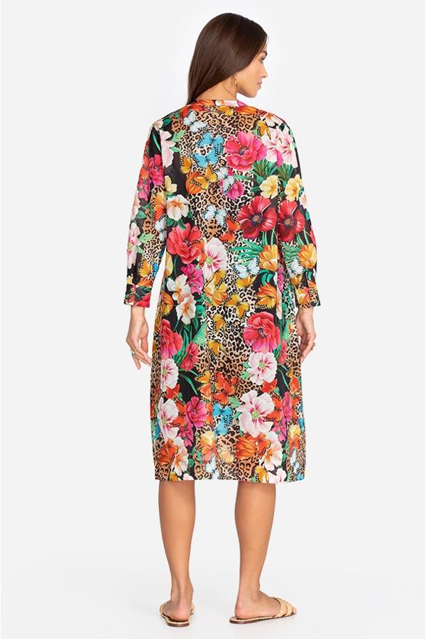 SANDRA SEASIDE DRESS