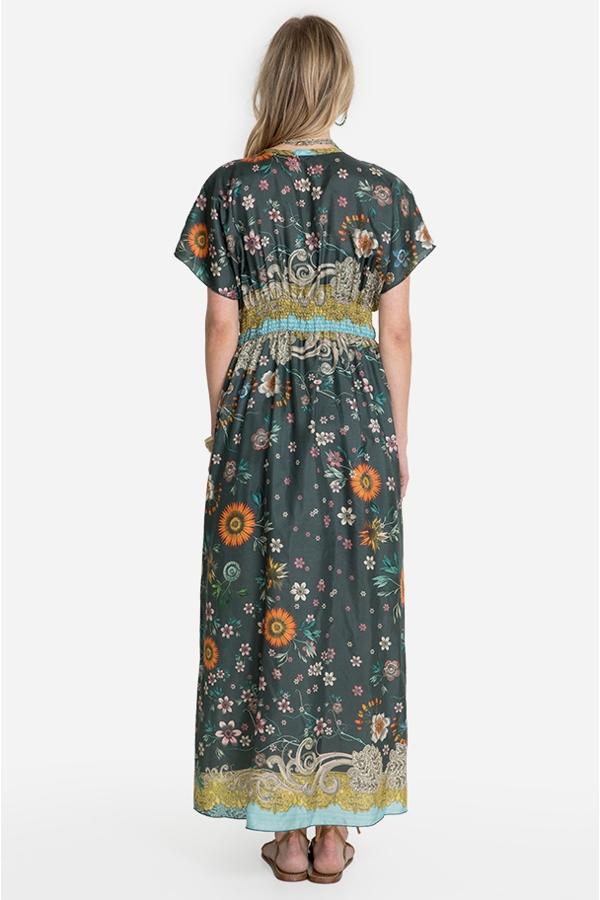 BAIZE DRESS