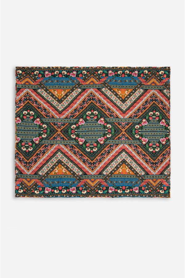 ELLINA EDLEY HAND QUILTED BLANKET