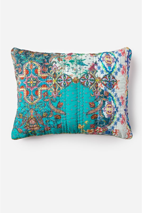 MONA RAQUEL HAND QUILTED SHAMS