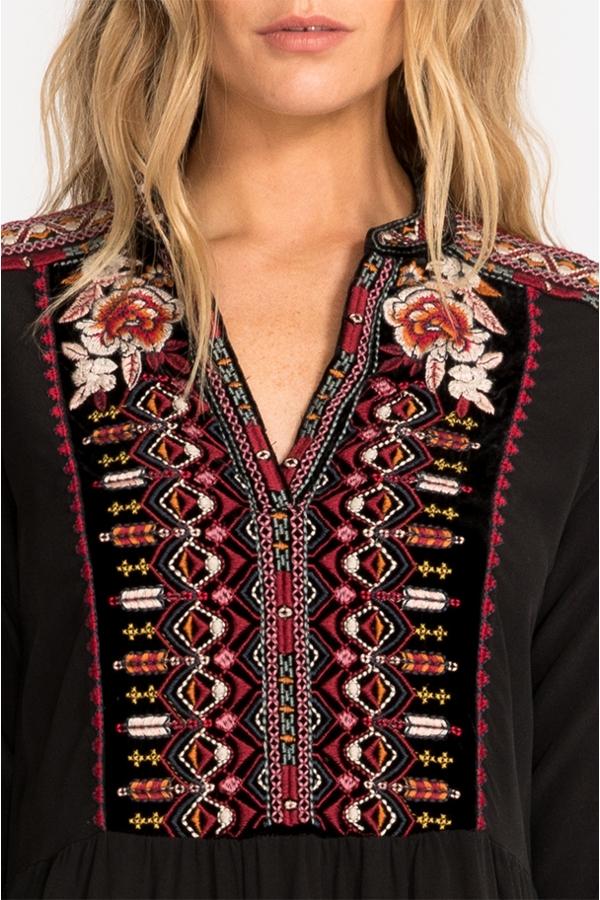 JYLL HENLEY BOHO DRESS