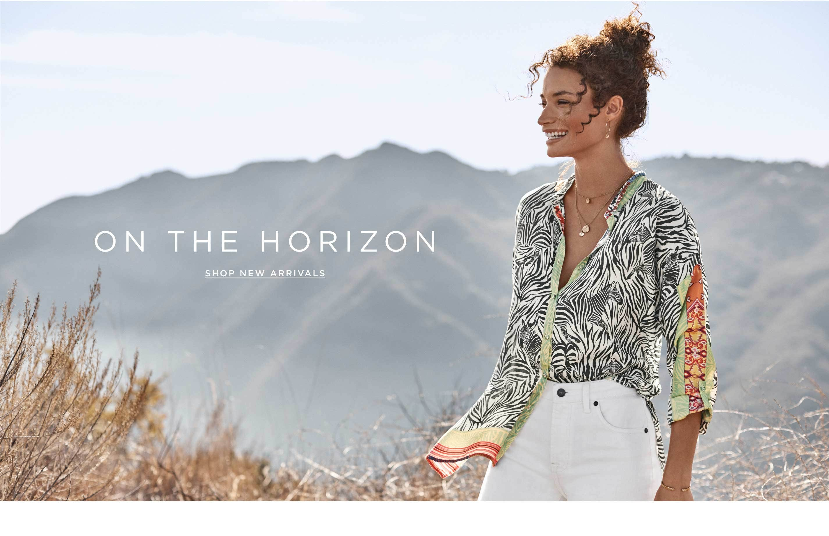 On the Horizon - Shop New Arrivals