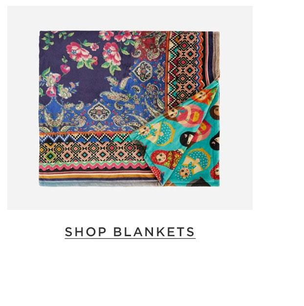 Shop Blankets