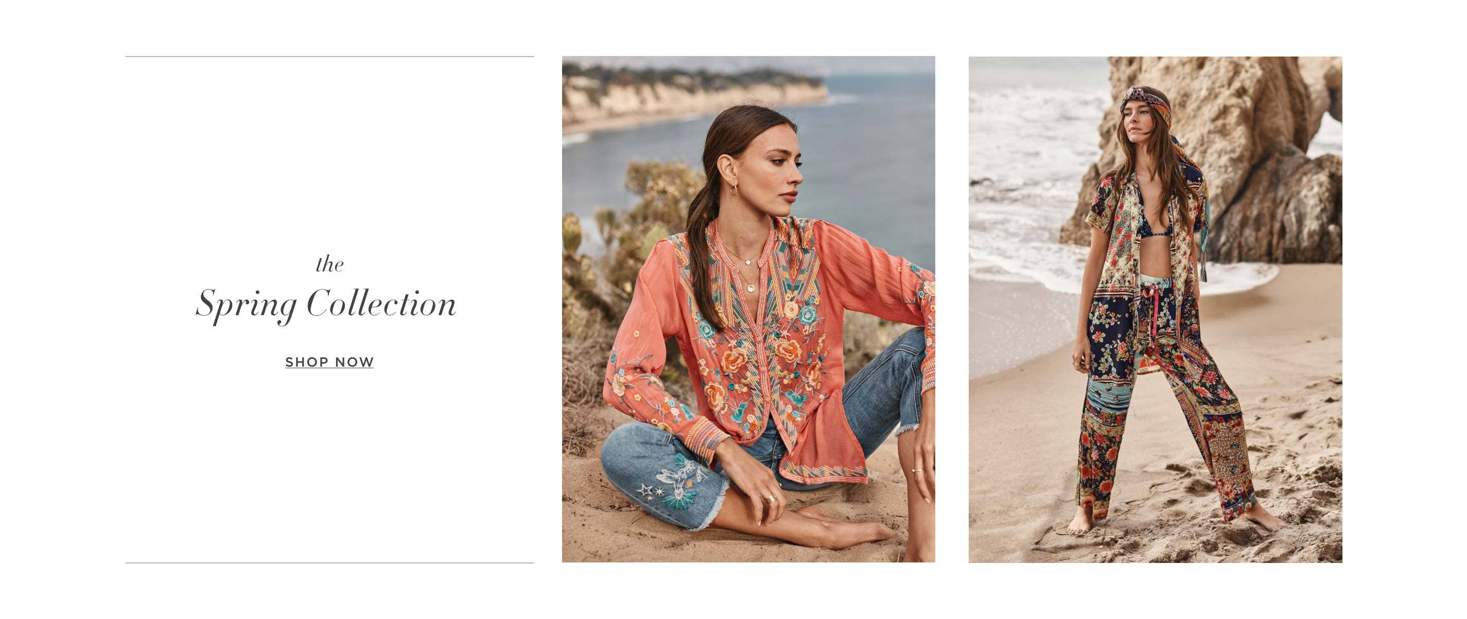 The Spring Collection - Shop Now