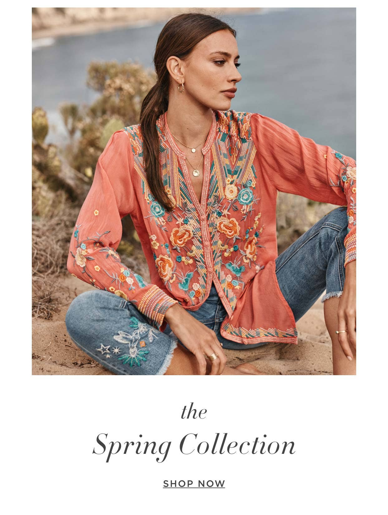The Spring Collection - Show Now