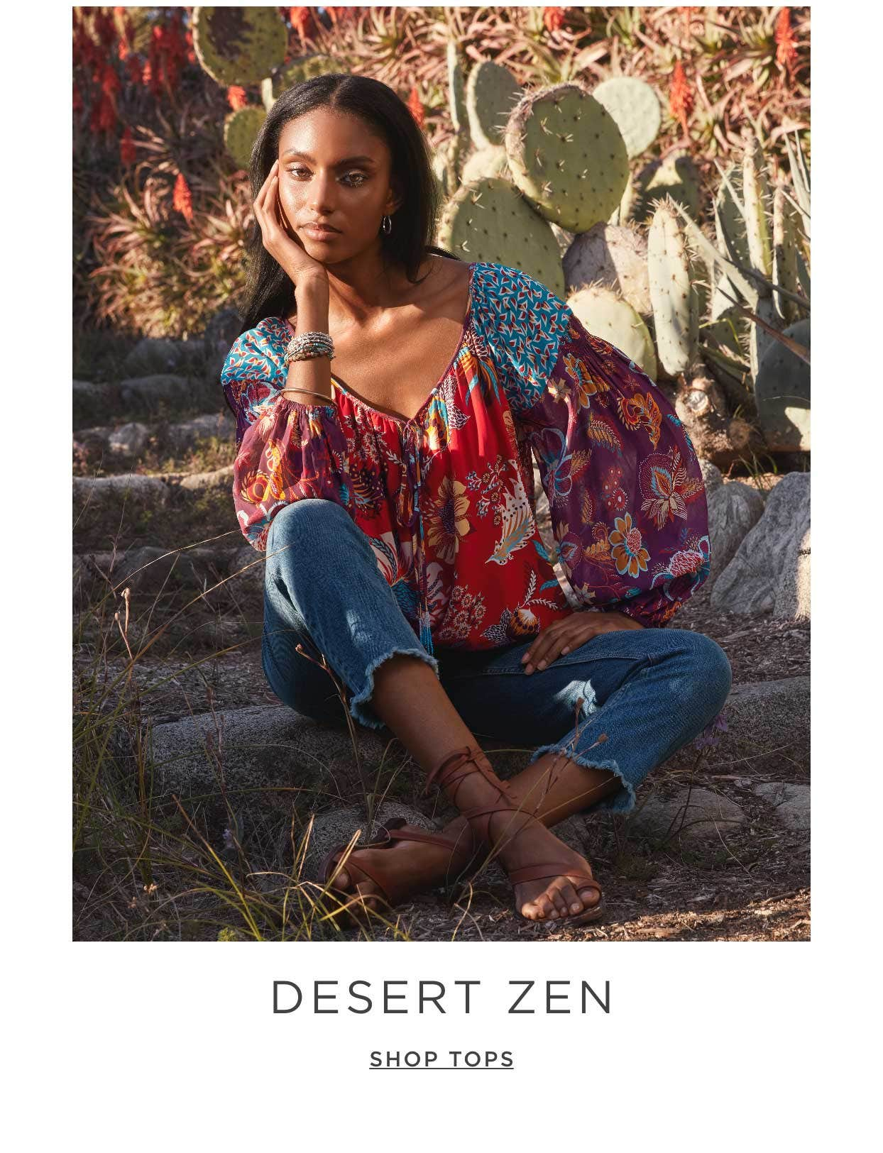 Desert Zen - Shop Tops