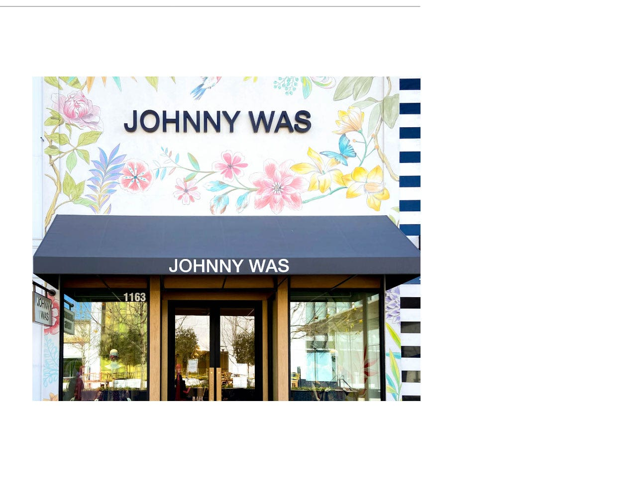 Johnny Was Storefront