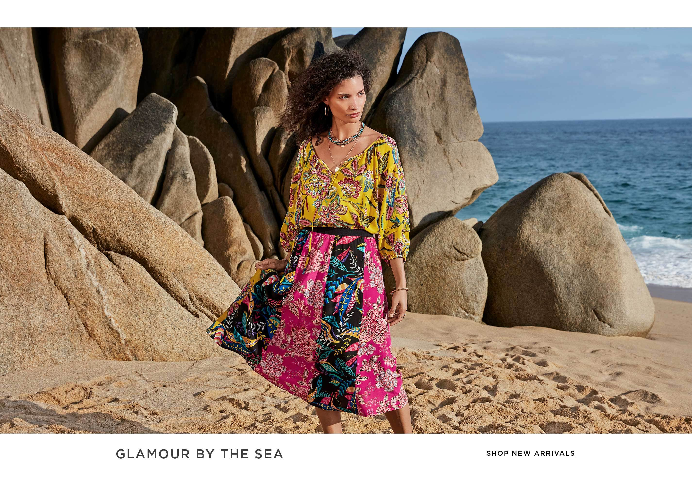 Glamour by the Sea - Shop New Arrivals