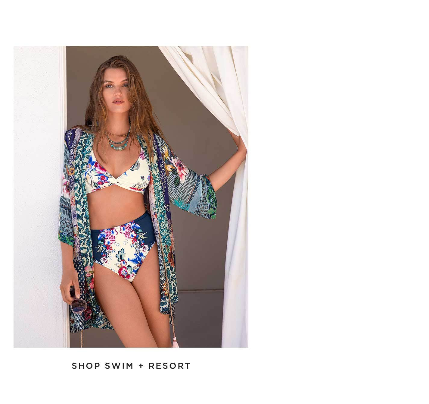 Shop Swim + Resort