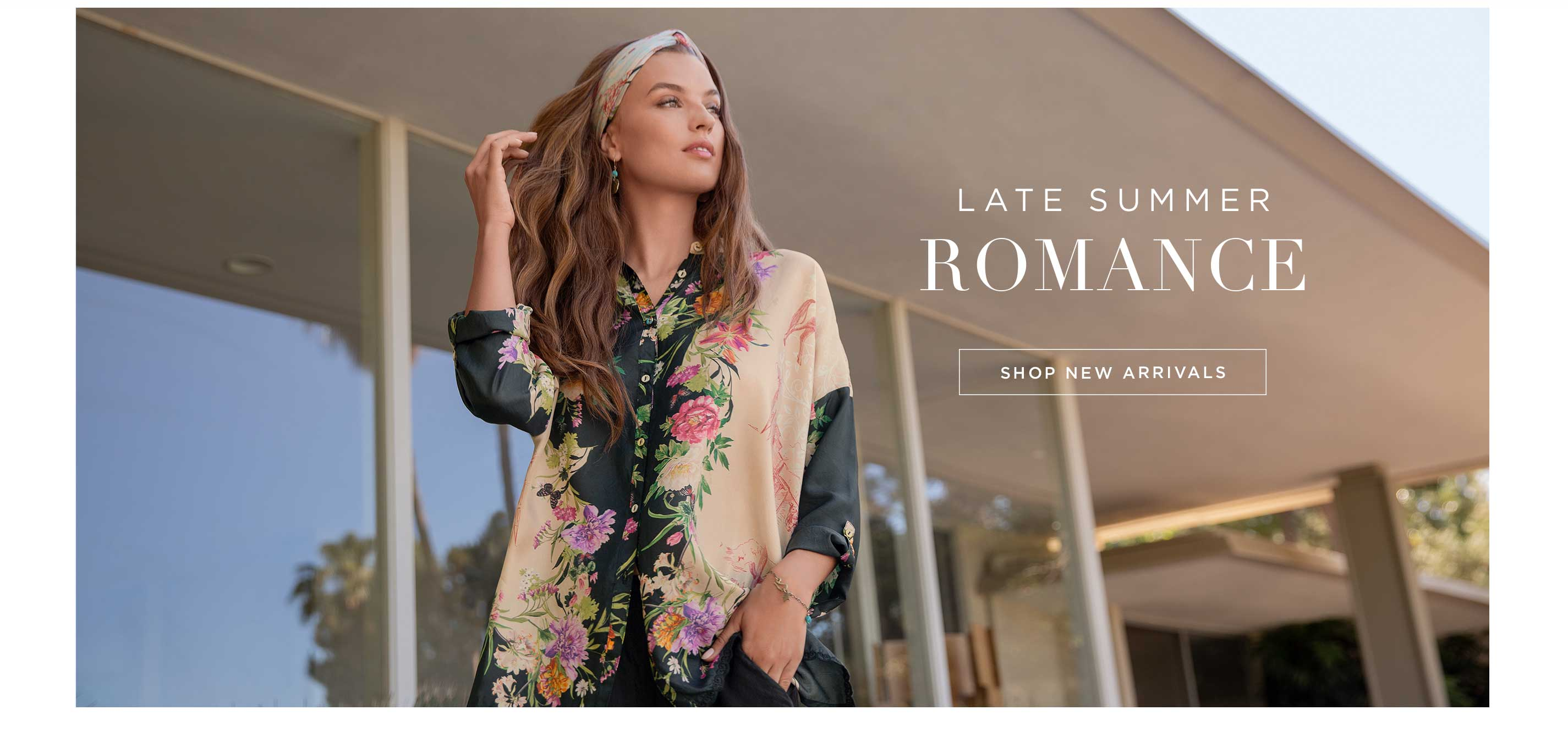 Late Summer Romance - Shop New Arrivals