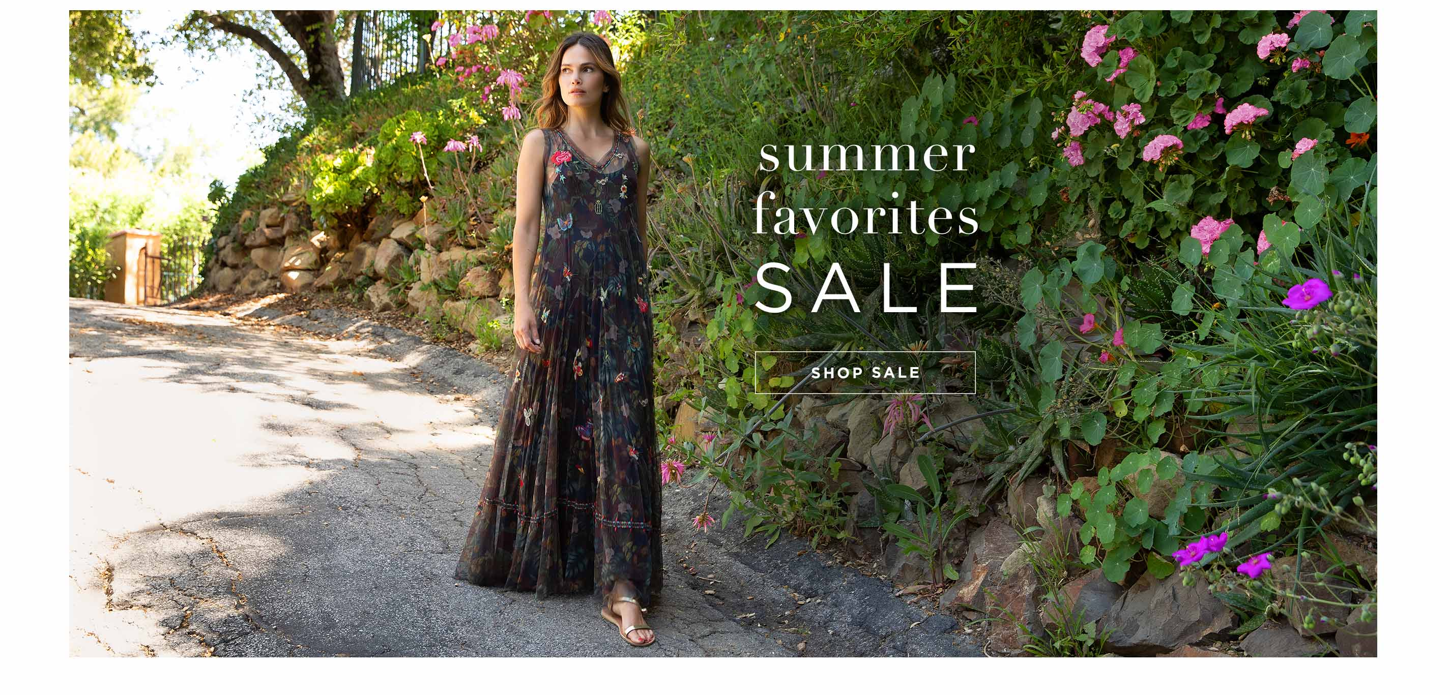 Summer Favorites Sale - Shop Sale