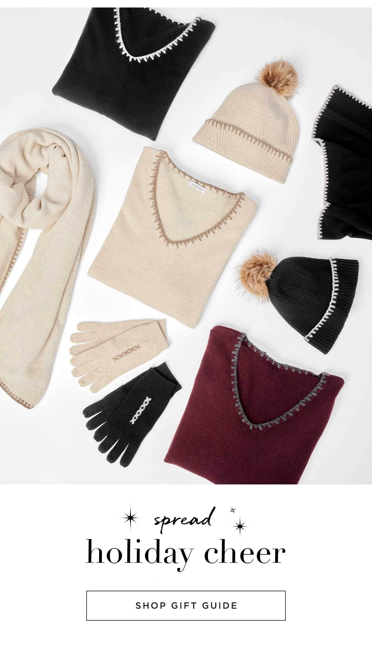 Spread Holiday Cheer - Shop Gift Guide
