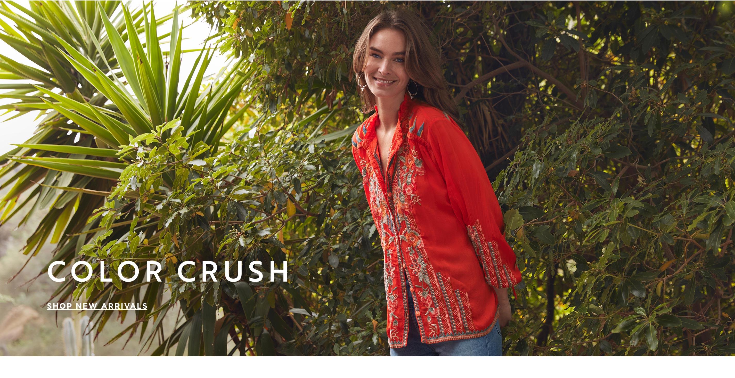 Color Crush – Shop New Arrivals