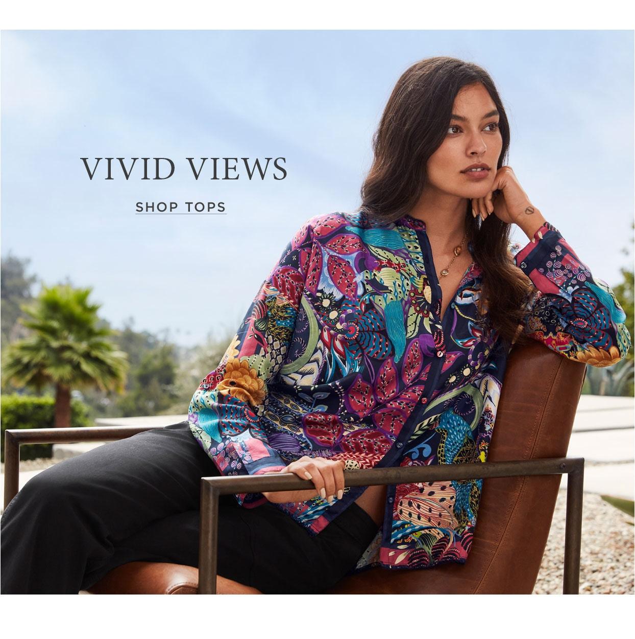 Vivid Views – Shop Tops
