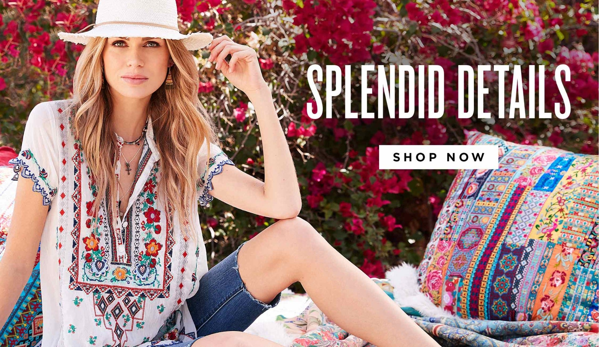 Splendid Details - Shop Now