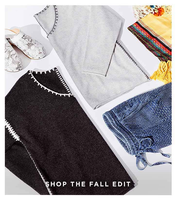 Shop Fall Edit