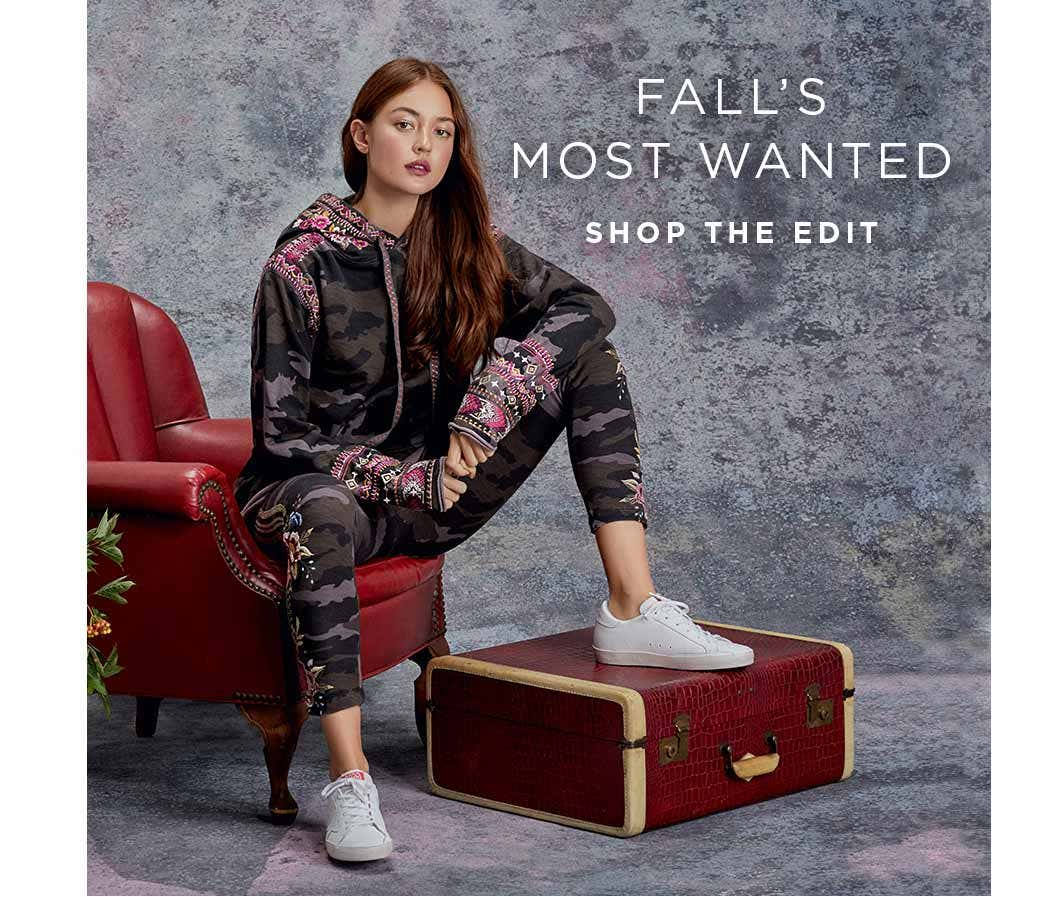 Fall's Most Wanted - Shop the Edit