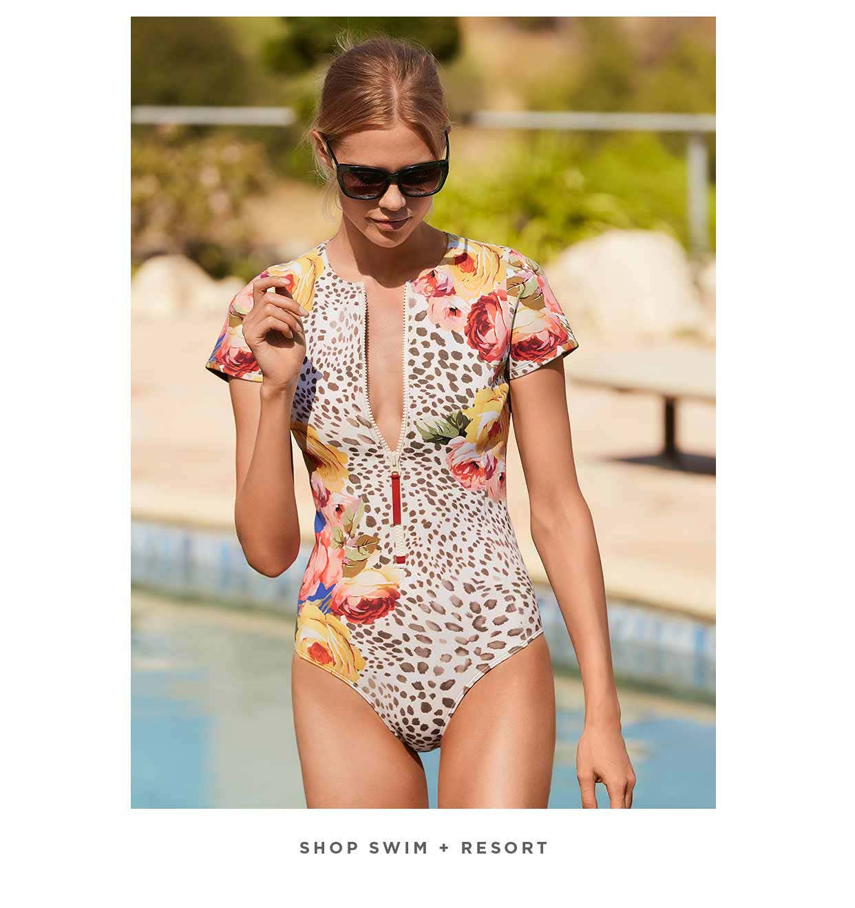 Shop Swim + Resort