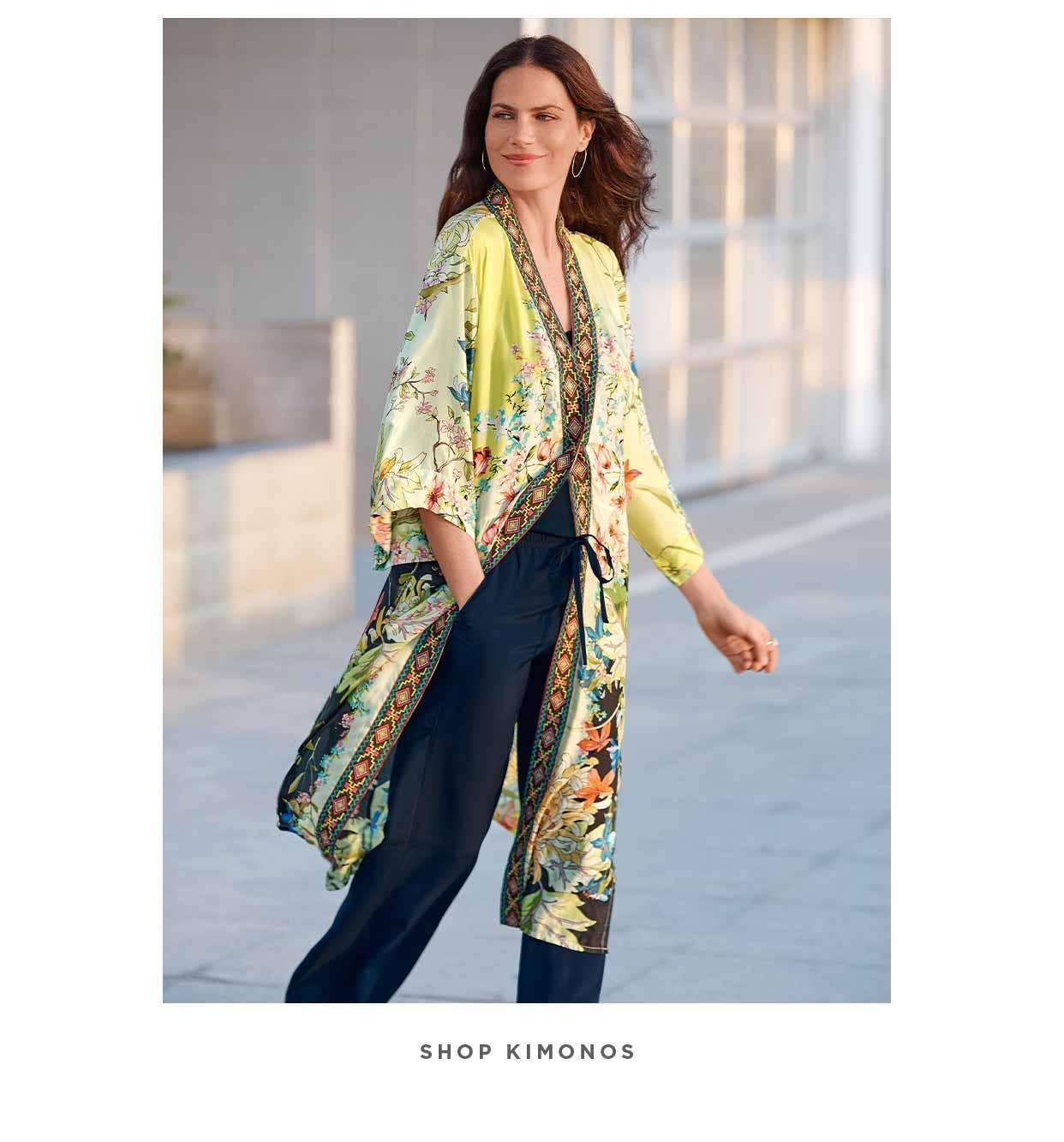 Shop Kimonos