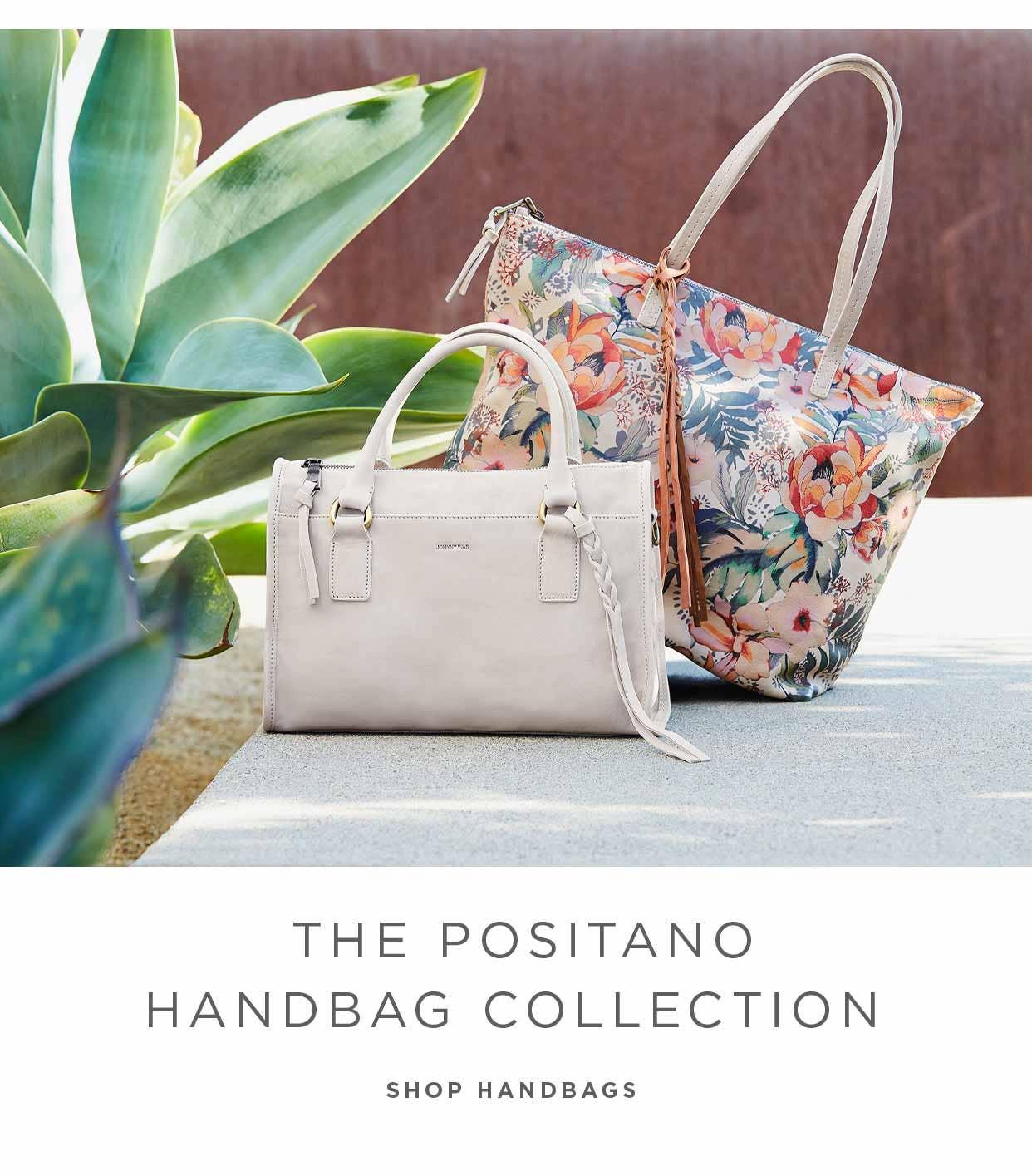 The Positano Handbag Collection