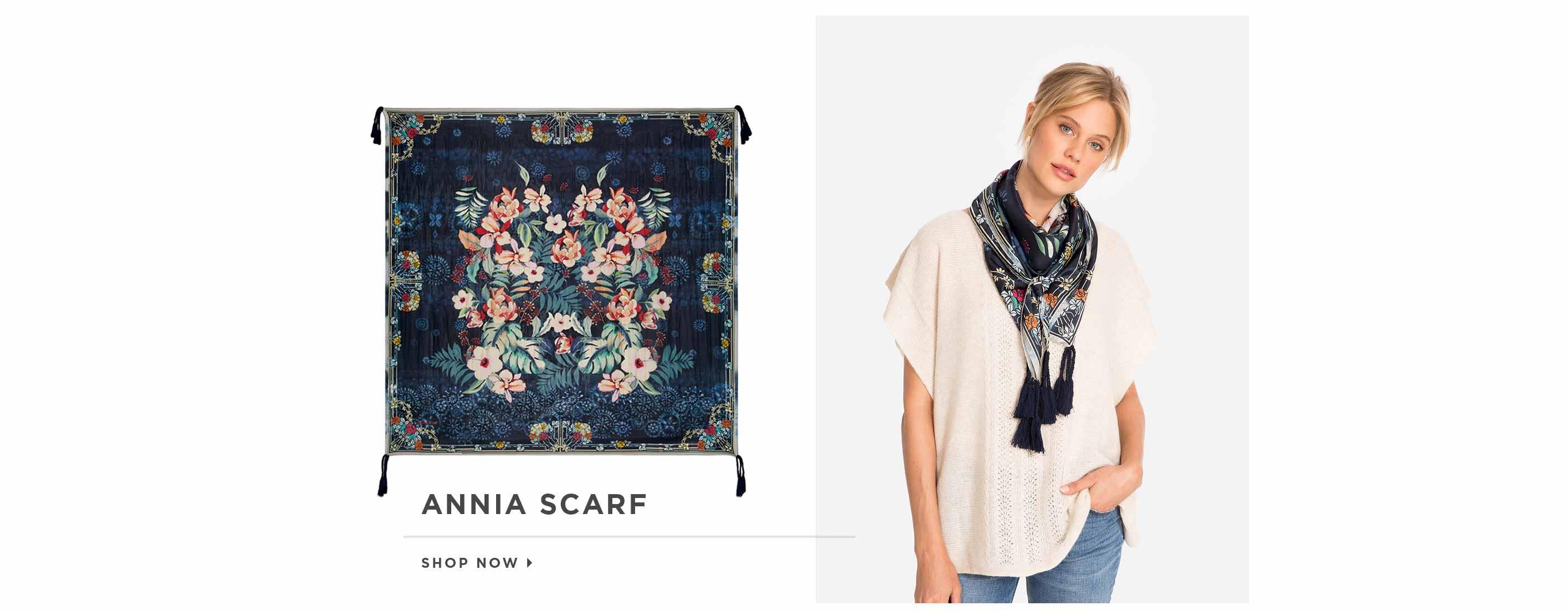 Annia Scarf. Shop now.