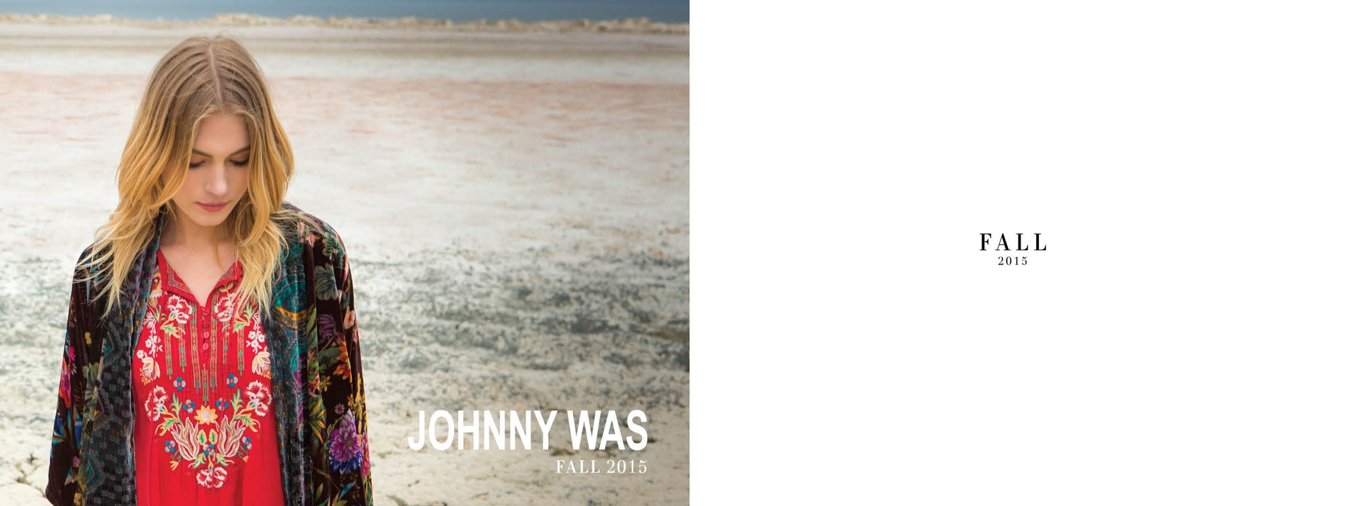 Johnny Was Collection Fall 2015 Lookbook