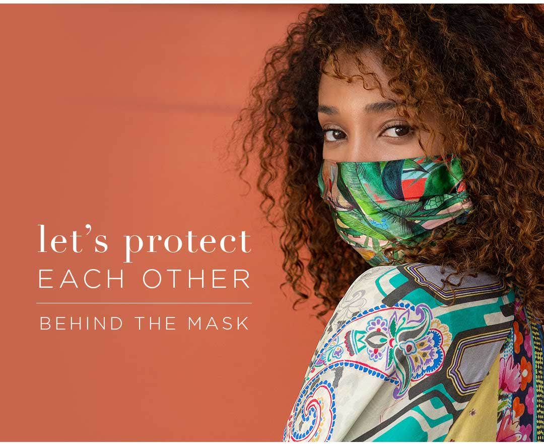 Let's Protect Each Other - Behind the Mask