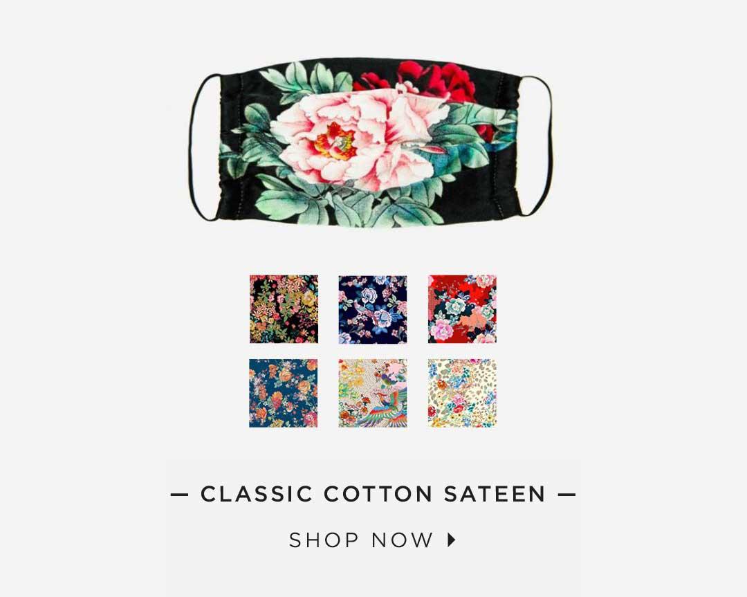 Classic Cotton Sateen — Shop Now