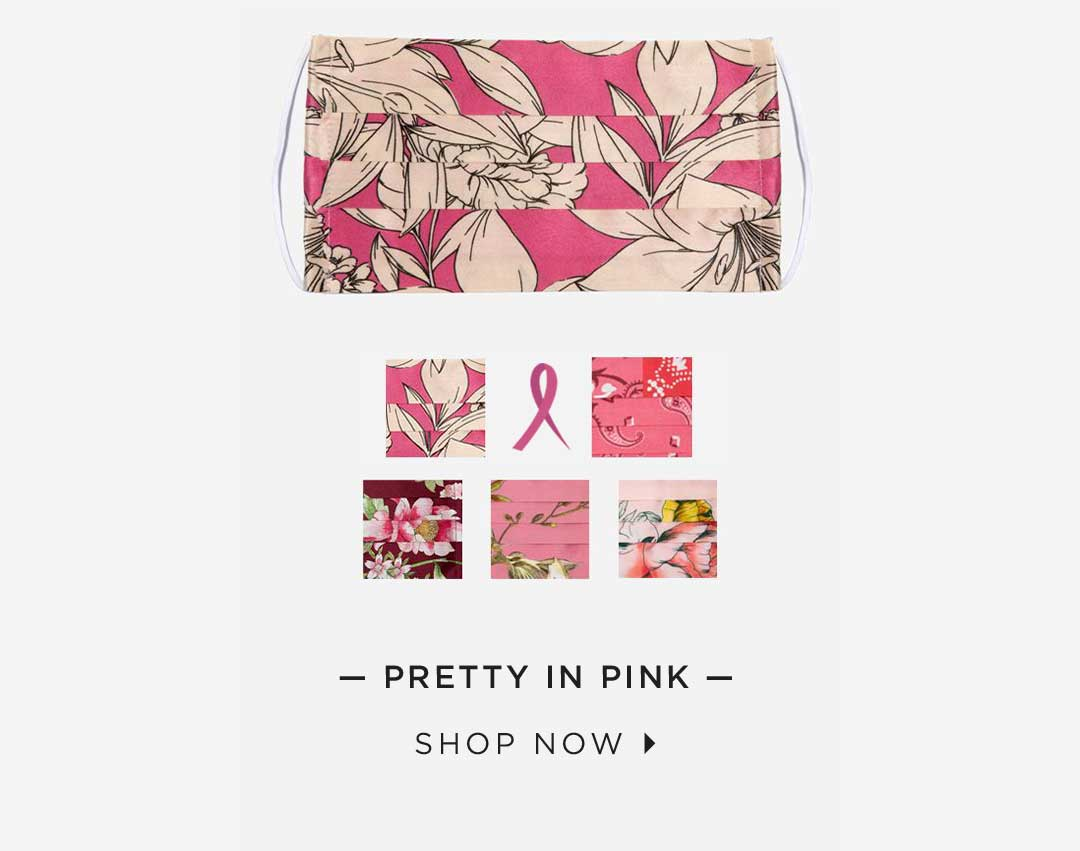 Pretty in Pink — Shop Now