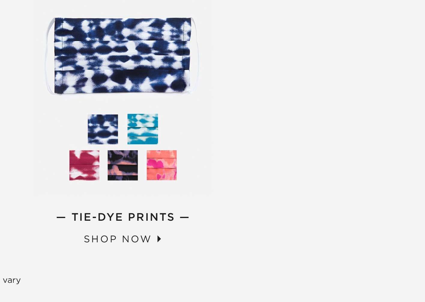 Tie-dye Prints — Shop Now